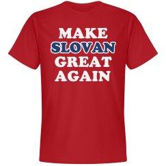 Make Slovan Great Again