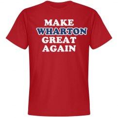 Make Wharton Great Again