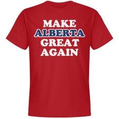 Make Alberta Great Again