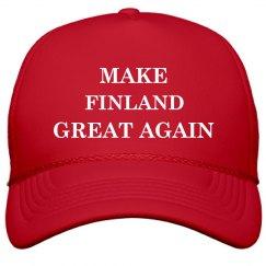 Make Finland Great Again