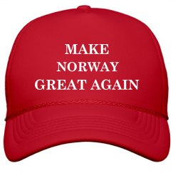 Make Norway Great Again