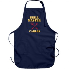 CARLOS The Grill Master Funny