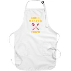 ERICH The Grill Master Funny