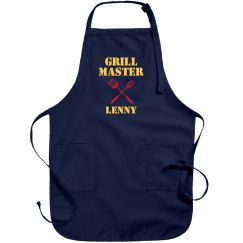 LENNY The Grill Master Funny