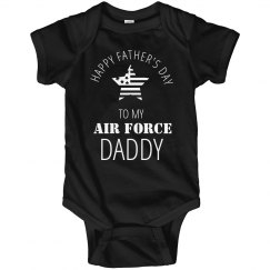 Father's Day Air Force Daddy