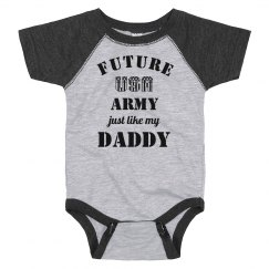 Future Army Just Like Daddy