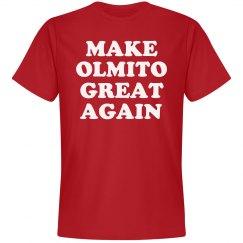 Make Olmito Great Again