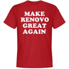 Make Renovo Great Again