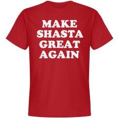 Make Shasta Great Again