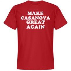 Make Casanova Great