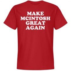 Make Mcintosh Great