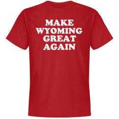 Make Wyoming Great