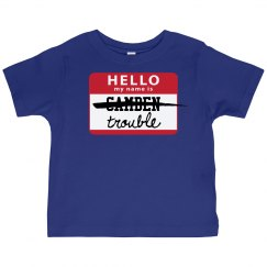 My Name is Camden (Trouble)