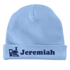 Baby Boy Jeremiah Train Hat