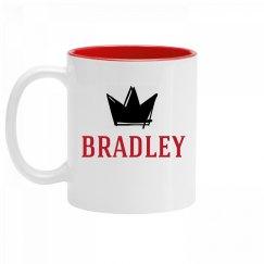 Personalized King Bradley Mug