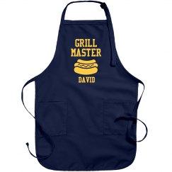 Grill Master David