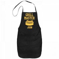 Grill Master John