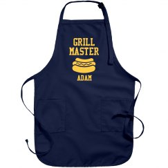 Grill Master Adam