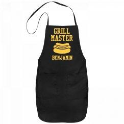 Grill Master Benjamin