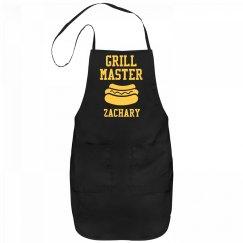 Grill Master Zachary