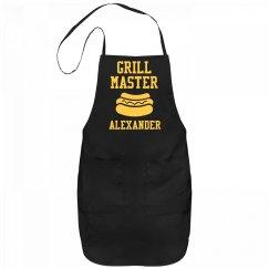 Grill Master Alexander