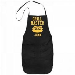 Grill Master Juan