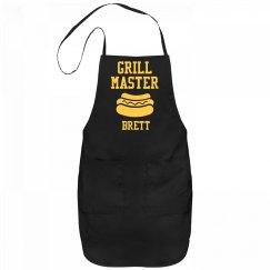 Grill Master Brett