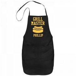 Grill Master Phillip