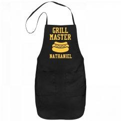 Grill Master Nathaniel