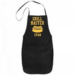 Grill Master Evan