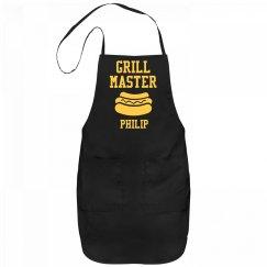 Grill Master Philip