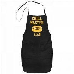 Grill Master Alan