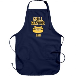 Grill Master Dan