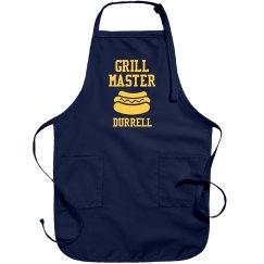 Grill Master Durrell