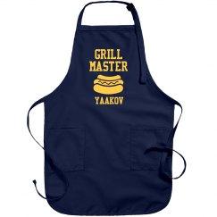 Grill Master Yaakov