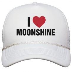 I Love Moonshine