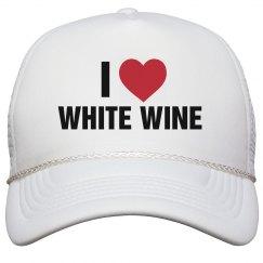 I Love White Wine