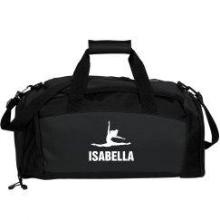 Girls Dance Bag For Isabella