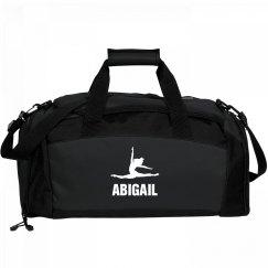 Girls Dance Bag For Abigail