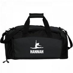 Girls Dance Bag For Hannah