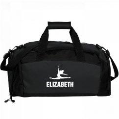 Girls Dance Bag For Elizabeth