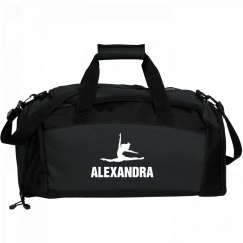 Girls Dance Bag For Alexandra