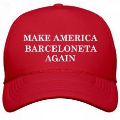 Make America Barceloneta Again