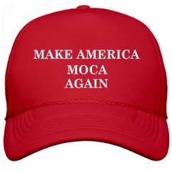 Make America Moca Again