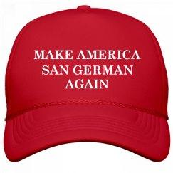 Make America San German Again