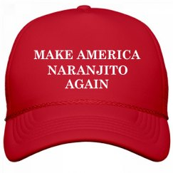 Make America Naranjito Again