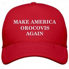 Make America Orocovis Again