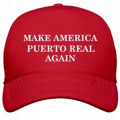 Make America Puerto Real Again