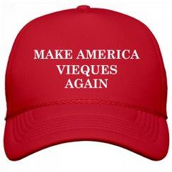 Make America Vieques Again