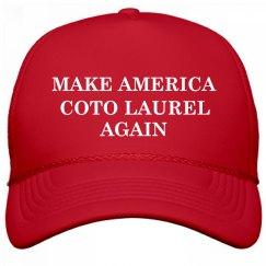 Make America Coto Laurel Again